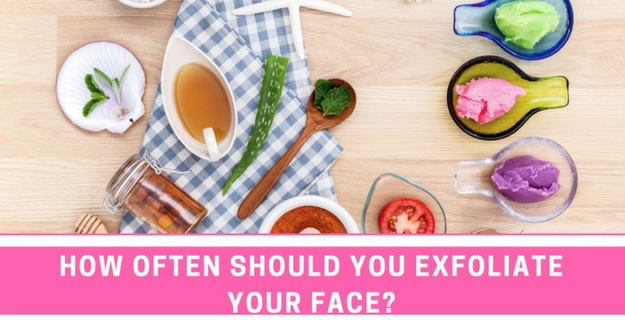 How Often Should You Exfoliate Your Face