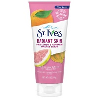 St. Ives Radiant Skin Face Scrub Review