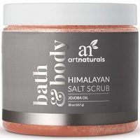 Artnaturals Himalayan Salt Scrub Review