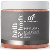 Artnaturals Himalayan Salt Scrub Review