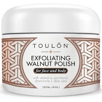 Toulon Exfoliating Walnut Polish Review