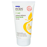 Eclos Instant Radiance Facial Scrub Review