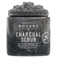 Brooklyn Botany Charcoal Scrub Review