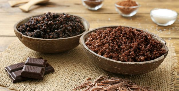 different types of diy coffee scrubs