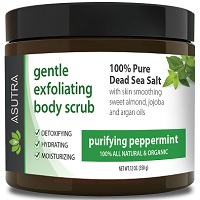 Asutra Gentle Exfoliating Body Scrub Review